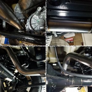 AFE Power Exhaust