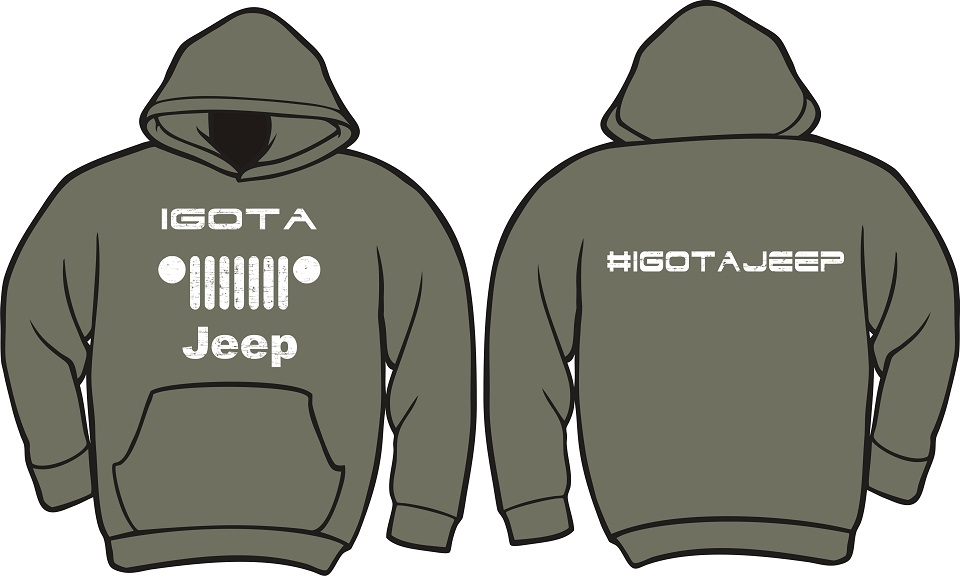 Visit our online store for all your igotajeep.com merchandise.